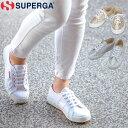 スペルガ Superga スニーカー 2750 ラメ レディース キャンバス EUモデル S001820 LAMEW グ