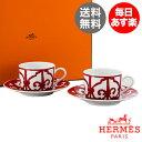 【全品5%OFFクーポン】Hermes エルメス ガダルキヴィール Tea cup and sauc...