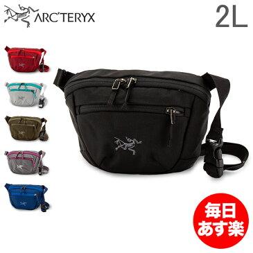 アークテリクス Arc'teryx ショルダーバッグ ボディバッグ マカ 1 ウエストパック 2L 17171 Maka 1 Waistpack ウエストバッグ