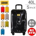 クラッシュバゲージ Crash Baggage スーツケース 40L パイオニア Sサイズ 機内持ち込み CB101 Pioneer キャリーバッグ キャリーケース クラッシュバゲッジ