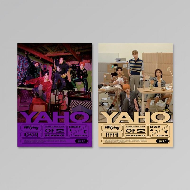 韓国(K-POP)・アジア, 韓国(K-POP) N.Flying YAHO 6