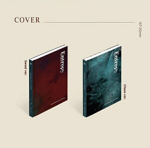 DAY6 The Book of Us : Entropy 3rd ALBUM デイシックス 3集【送料無料】