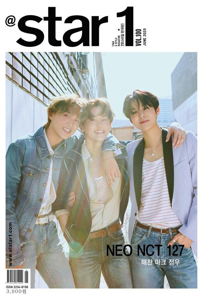 ミュージック, 韓国(K-POP)・アジア VER2020 6 ATStar1 NCT127 NCT127 Korean Magazine5