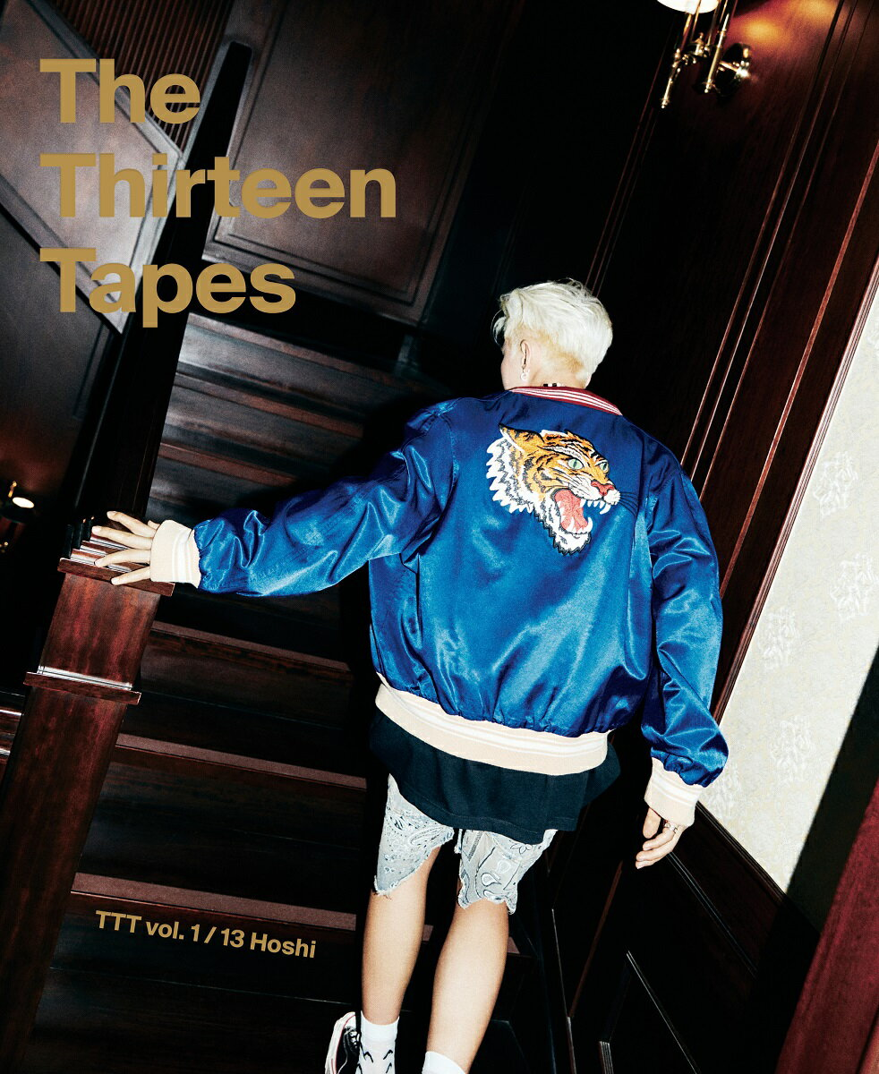 CD, 韓国(K-POP)・アジア The Thirteen Tapes (TTT) Vol.1 HOSHI PHOTOBOOK SEVENTEEN 113 5