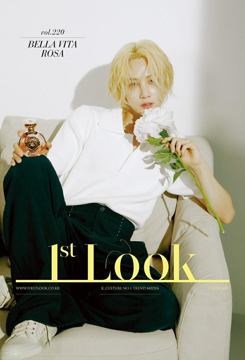 CD, 韓国(K-POP)・アジア 2021 6 1st Look 220 SEVENTEEN JEONGHAN Korean Magazine5