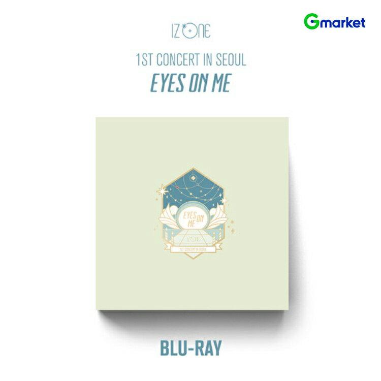 韓国(K-POP)・アジア, 韓国(K-POP) BLU-RAYIZONEKPOP1st CONCERT IN SEOUL : EYES ON ME BLU-RAY114