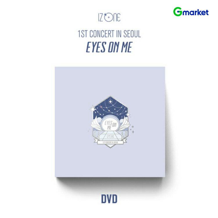 韓国(K-POP)・アジア, 韓国(K-POP) DVDIZONEKPOP1st CONCERT IN SEOUL : EYES ON ME DVD114