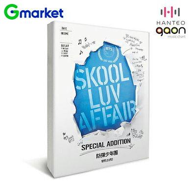 韓国(K-POP)・アジア, 韓国(K-POP) BTSKPOPBTS Skool Luv Affair Special Addition(CD2DVD) 1014