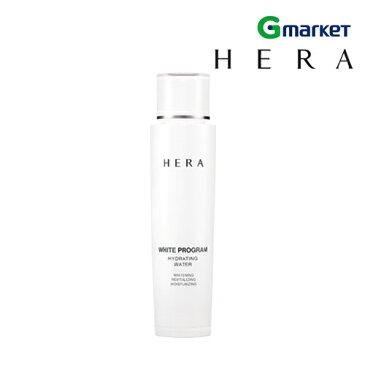 【HERA】【ヘラ】ホワイトプログラム ハイドレイティング ウォーター/WHITE PROGRAM HYDRATING WATER/150ml/化粧水/トナー/スキンケア/韓国コスメ/コスメ【楽天海外直送】