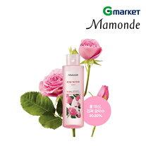 【Mamonde】【マモンド】ローズウォータートナー/RoseWaterToner/250ml/トナー/韓国化粧品/化粧水/スキンケア/トーナー【楽天海外直送】