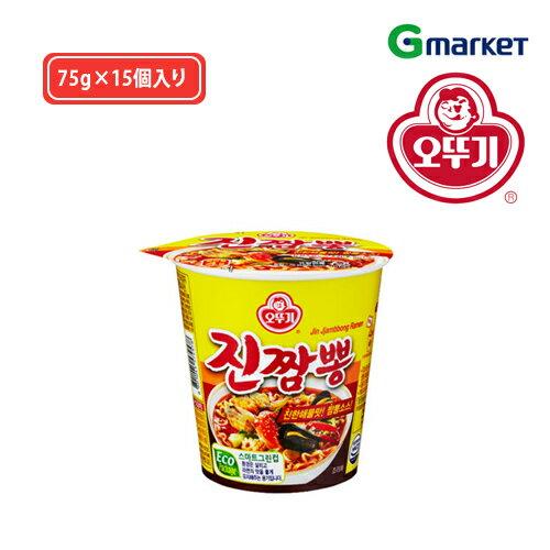 麺類, ラーメン OTTOGIOttogi Jin Jjambbong Cup Ramen