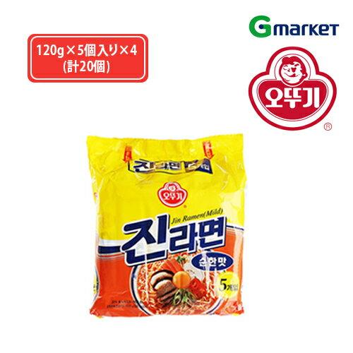 麺類, ラーメン OTTOGI ()Jin Ramen (Mild Taste)120g()