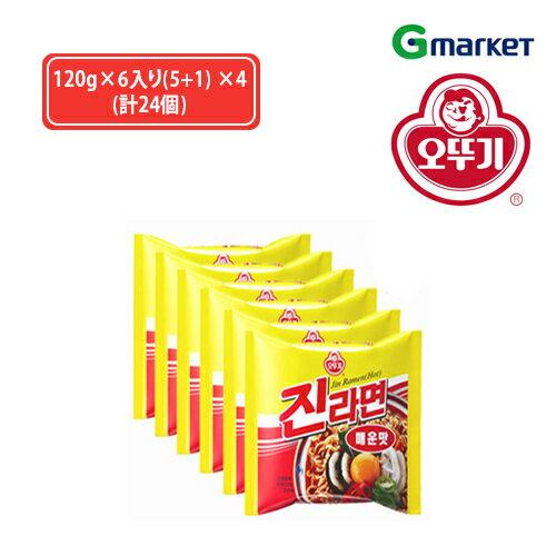麺類, ラーメン OTTOGI Jin Ramen (Spicy)120g()