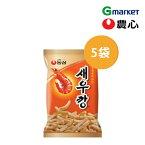 【NONGSHIM】【農心】セウカン(えびせん)/Shrimp Snack/90gx5袋/スナック/塩辛い風味/お菓子/セウカン/えびせん/韓国食品【楽天海外直送】