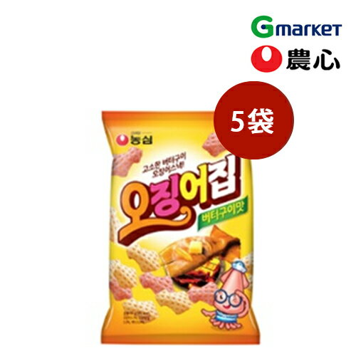 スナック菓子, その他 NONGSHIM()Squid SHRIMP SNACK CHIP83gx5