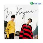 【K-POP】【VIXX LR】【ビックスLR】VIXX LR ー 2ND Mini Album 『WHISPER』/ビックスLR - 2集ミニアルバム 『WHISPER』/VIXX UNIT LR/RAVI/LEO 【予約商品】【8月29日発売】【楽天海外直送】
