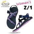 【WOMEN'S】 国内正規品 CHACO ( チャコ ) Women's Z/1 classic (CHACO(チャコ)独自に開発したCHACOGRIPソール ) chaco サンダル【 オクトーオーキッド 】 Women's Z/1 クラシック スポーツサンダル スポサン chaco z1
