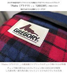 限定☆希少☆2015SS新作gregoryグレゴリーgregoryテールメイトSサイズ【Pladra(プラドラ)】
