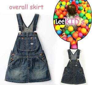 ff0a3cd94c7bb ... オーバーオール スカート (80cm~150cm) Lee リー キッズ&ベビー. ¥6