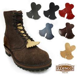 【純正GOODS】REDWINGにもOK★あなたのブーツが一味変わる大人気商品【WESCO】ウエスコフォルスタン(4色)