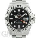 ロレックス エクスプローラーII 216570 ブラック ROLEX 新品メンズ 腕時計 送料無料