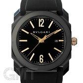 ブルガリ オクト ウルトラネロ ブラック BGO41BBSVD BVLGARI 【新品】【メンズ】 【腕時計】 【送料無料】 【あす楽_年中無休】