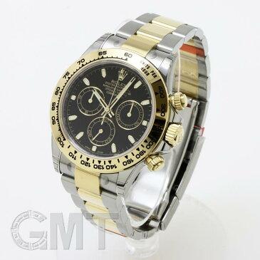 ロレックス デイトナ 116503 ブラック ROLEX 【新品】【メンズ】 【腕時計】 【送料無料】 【あす楽_年中無休】