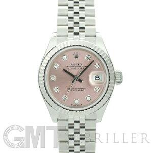 【新品】ROLEX ロレックス デイトジャスト 28 279174G ピンク 10Pダイヤ