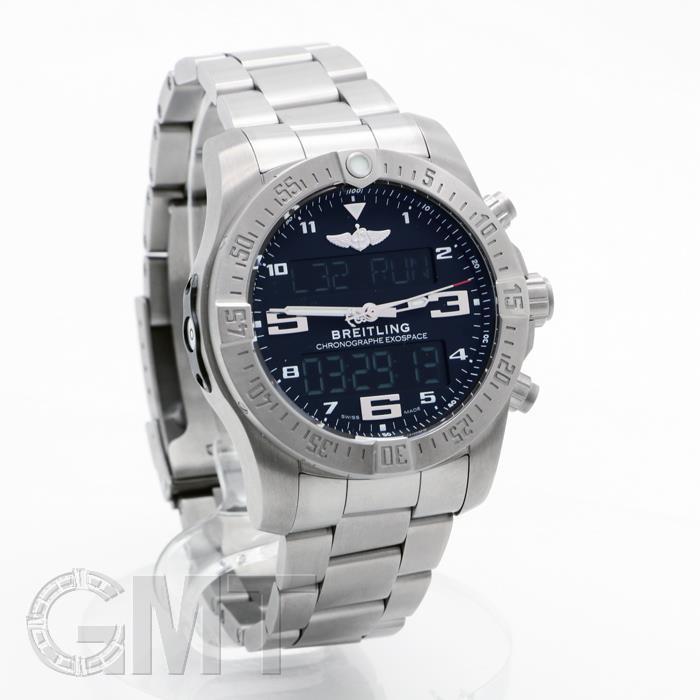 ブライトリング エクゾスペース B55 46mm E510B80PST  TI ブレス BREITLING 【新品】【メンズ】 【腕時計】 【】 【あす楽_年中無休】