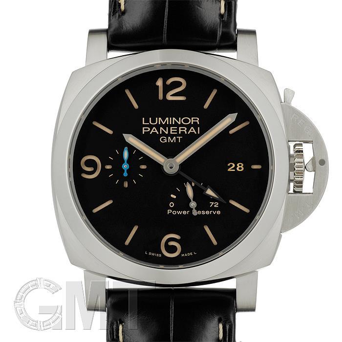 パネライ『ルミノール GMT パワーリザーブ44MM(PAM01321)』