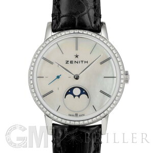 Zenith Elite Ultra Thin Lady Moonphase 16.2320.692/80.C714 ZENITH New Ladies Watch Free Shipping