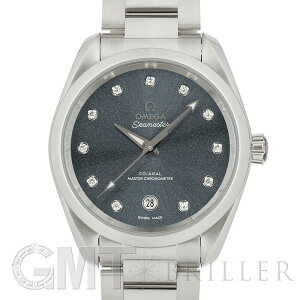 OMEGA Seamaster Aqua Terra 150M Co-Axial Master Chronometer 38MM 220.10.38.20.53.001 OMEGA New Ladies Watch Free Shipping