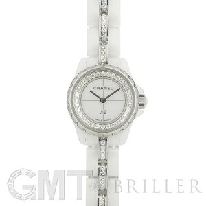 Chanel J12 XS H5238 White Breath Diamond CHANEL New Ladies Watch Free Shipping