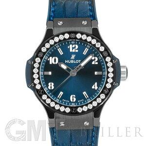 2018年新作ウブロ ビッグ・バン セラミック ブルー ダイヤモンド 361.CM.7170.LR.1204 HUBLOT 新品ユニセックス 腕時計 送料無料