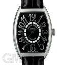 フランク・ミュラートノウ カーベックス 6850SC ブラックレリーフ 革※ FRANCK MULLER 新品メンズ 腕時計 送料無料 1