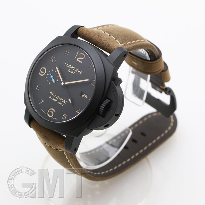 パネライ ルミノール1950 3DAYS GMT オートマティック 44mm PAM01441※ OFFICINE PANERAI 【新品】【メンズ】 【腕時計】  【あす楽_年中無休】