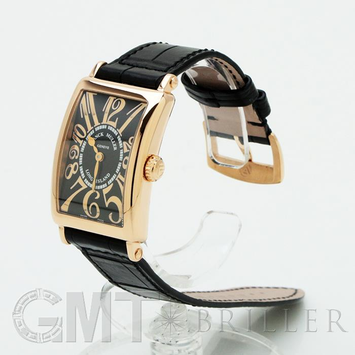 FRANCKMULLERフランクミュラーロングアイランド902QZブラックレリーフPG革FRANCKMULLER新品レディース腕時計送料無料