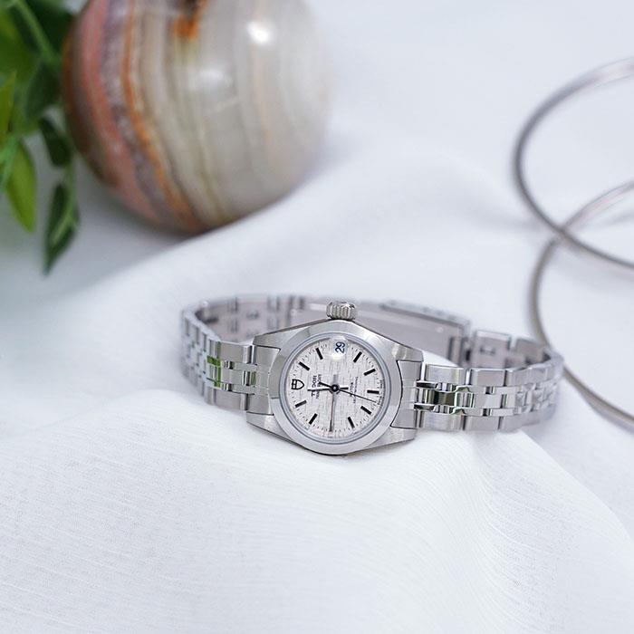 チューダー プリンセス デイト 92500 シルバーモザイク TUDOR 【新品】【レディース】 【腕時計】  【あす楽_年中無休】