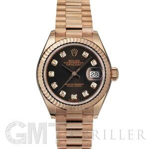Rolex Datejust 28 279175G Chocolate ROLEX New Ladies Watch Free Shipping