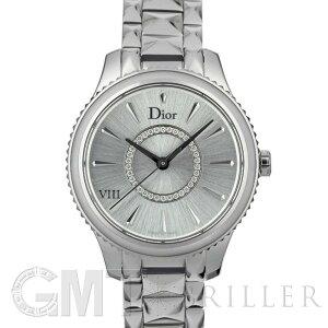 クリスチャン・ディオール モンテーニュ CD152110M011 シルバー 新品レディース 腕時計 送料無料
