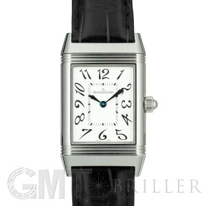 Jaeger Lecoultre Reverso Duet Classic Q2568403 * JAEGER LECOULTRE New Ladies Watch Free Shipping