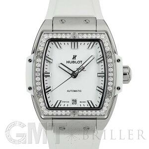 ウブロ スピリット オブ ビッグ・バン チタニウム ダイヤモンド 665.NE.2010.RW.1204 HUBLOT新品レディース腕時計 送料無料