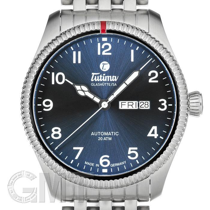 腕時計, メンズ腕時計  6102-06 TUTIMA