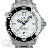 オメガ シーマスター ダイバー 300M ホワイト 210.30.42.20.04.001 OMEGA 新品メンズ 腕時計 送料無料
