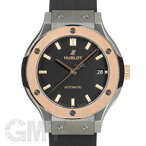 Hublot Classic Fusion Titanium King Gold 565.NO.1181.RX HUBLOT New Unisex Wrist Watch Free Shipping Open 7 days a week