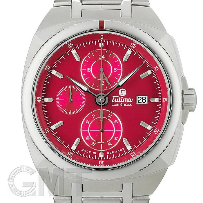 腕時計, メンズ腕時計 6420-07 SS TUTIMA