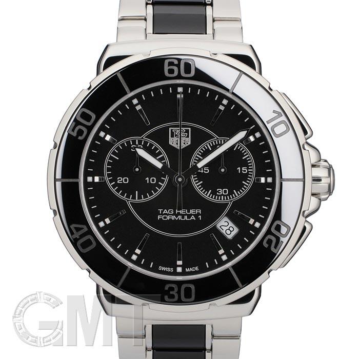 TAG HEUER タグ・ホイヤー F1 クロノグラフ CAH1210.BA0862 【新品】 【腕時計】【メンズ】  【あす楽_年中無休】:GMT