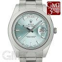 ロレックス デイデイトII 218206 アイスブルー ROLEX 中古メンズ 腕時計 送料無料