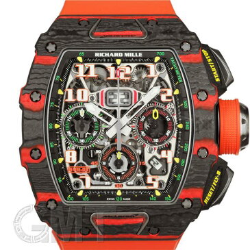 未使用品/500本限定リシャールミル RM11-03 オートマティック フライバック クロノグラフ マクラーレン RICHARD MILLE 未使用品メンズ 腕時計 送料無料