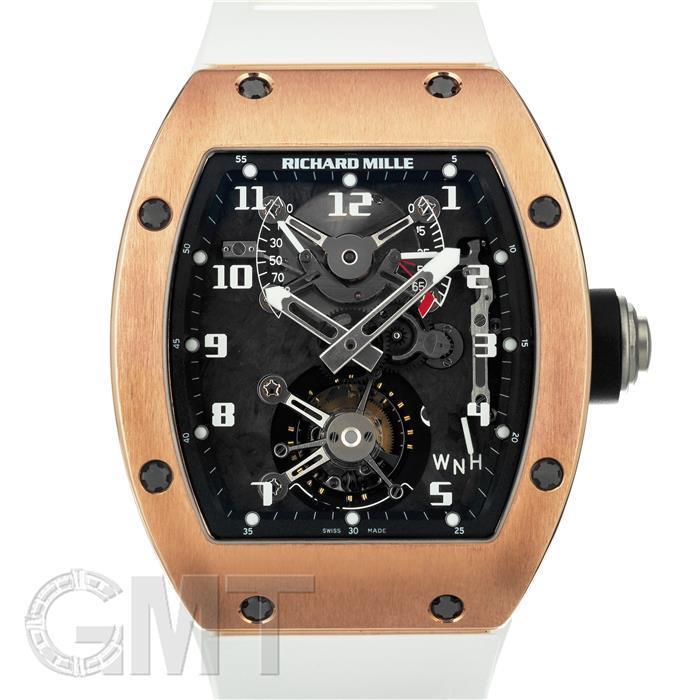 リシャール ミル トゥールビヨン RM002 V2 ピンクゴールド RICHARD MILLE 【中古】【メンズ】 【腕時計】 【送料無料】 【あす楽_年中無休】